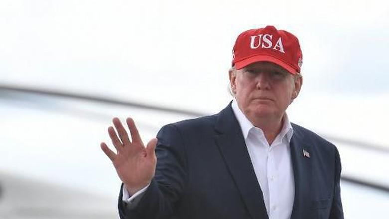 Trump Tepis Isu Kepinding di Resor yang Dia Tawarkan untuk KTT G7 Mendatang