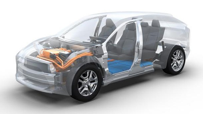 Japan, June 6, 2019-Toyota Motor Corporation (Toyota) and Subaru Corporation (Subaru) disclosed today that they have agreed to jointly develop a platform dedicated to battery electric vehicles (BEVs) for midsize and large passenger vehicles and to jointly develop a C-segment-class BEV SUV model for sale under each companys own brand.