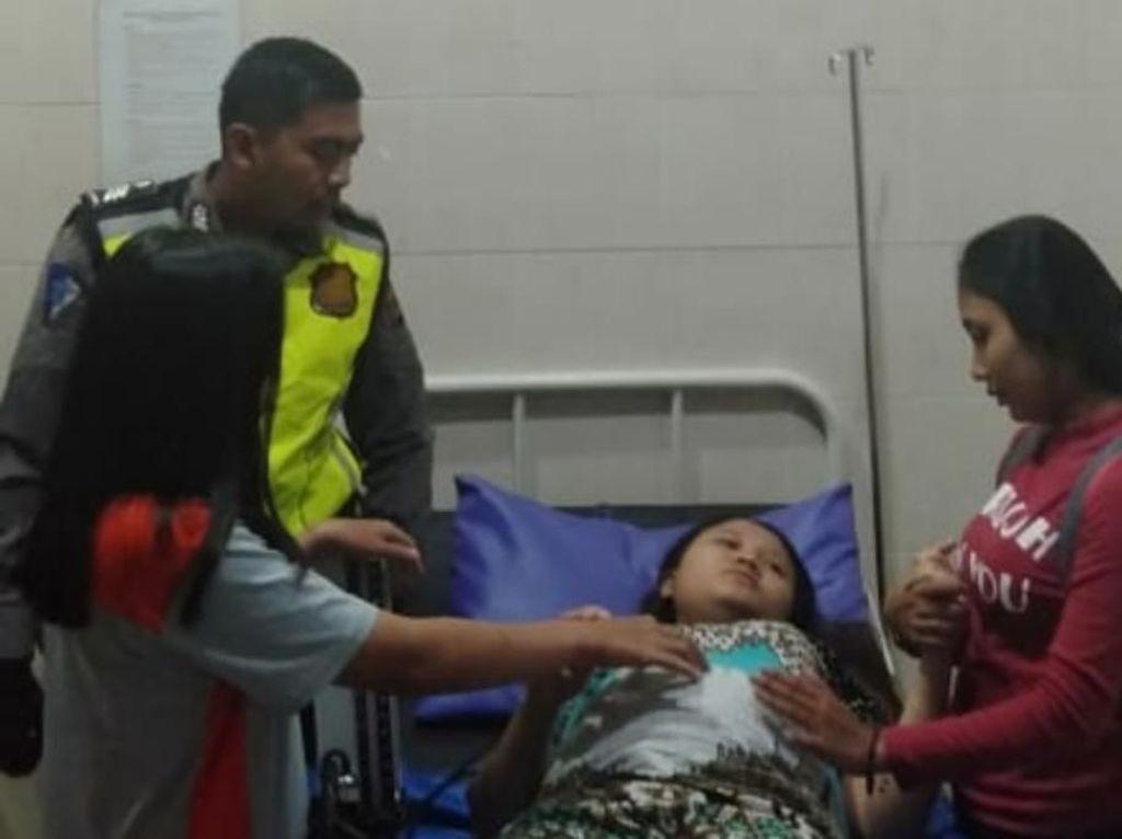 Kisah Brigadir Rian Tembus Macet Kawal Ibu akan Melahirkan di Bandung