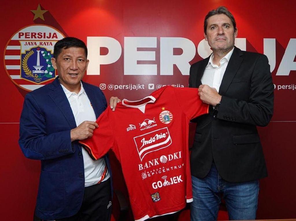 Misi Julio Banuelos di Persija: Mempertahankan Gelar Juara Liga 1