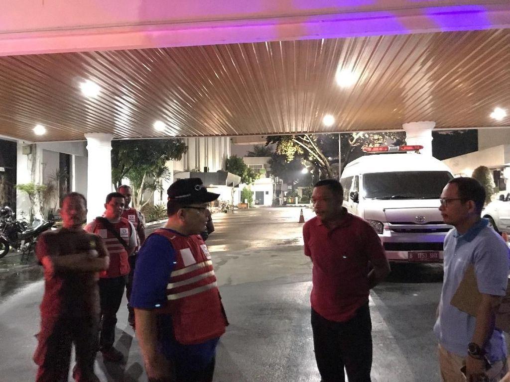 Sidak Rutan Kejagung Saat Libur, Ombudsman Tak Diizinkan Masuk ke Sel