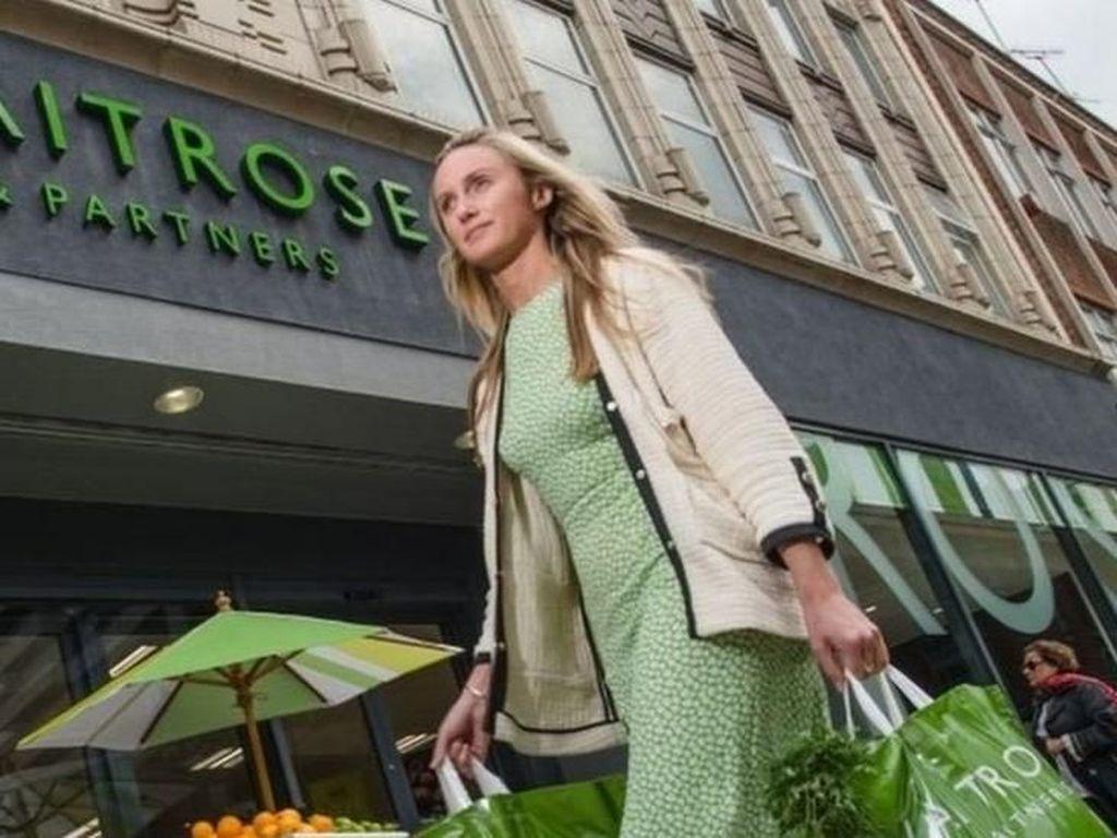 Supermarket di Inggris Mulai Jual Produk Tanpa Kemasan Plastik