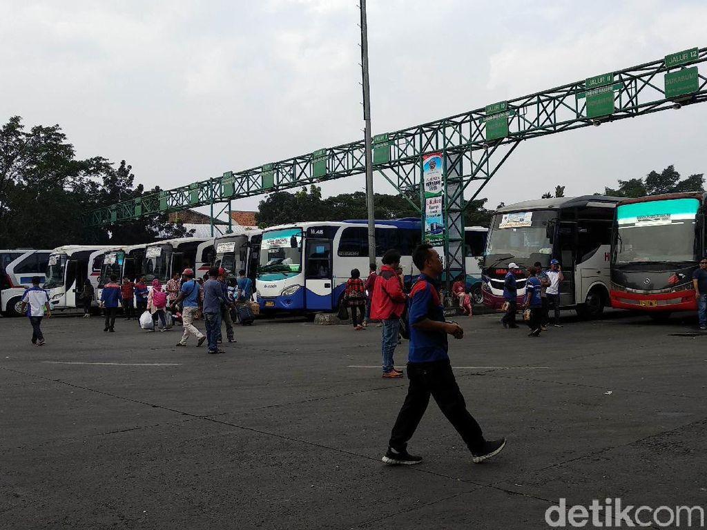 Sabtu Besok, Terminal Leuwipanjang-Cicaheum Bandung Kembali Beroperasi