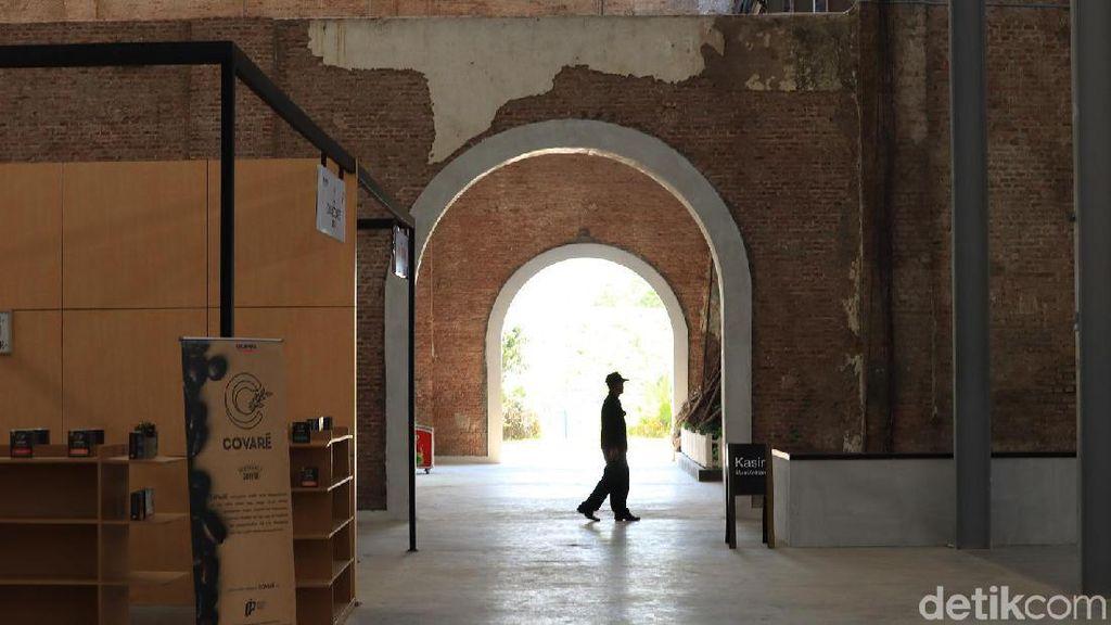 Foto: Eks Pabrik Gula yang Jadi Rest Area Instagramable