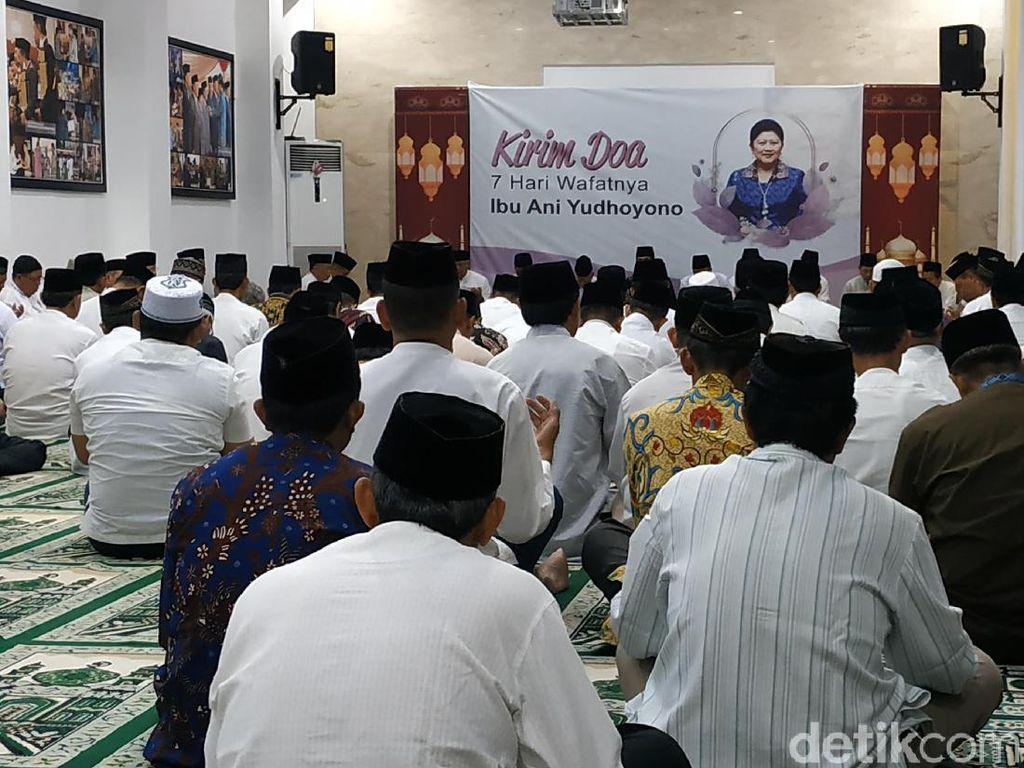 7 Hari Wafatnya Ani Yudhoyono, Ulama Pacitan Gelar Doa Bersama