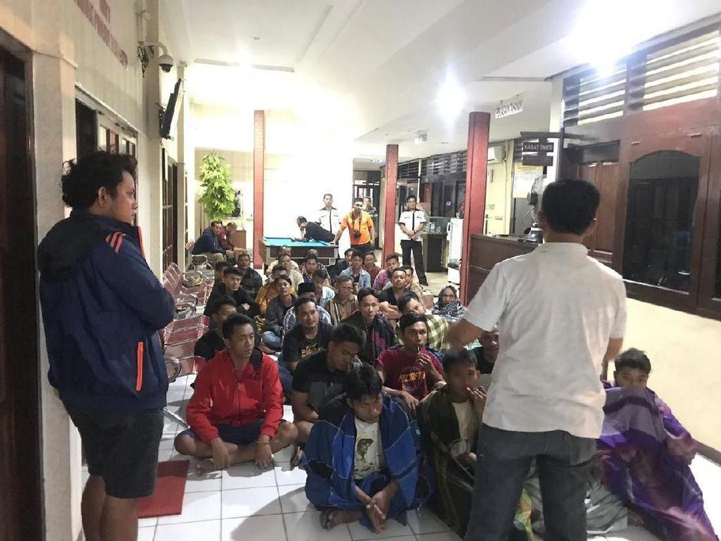 Pria Mabuk di Tuban Tewas Diamuk Warga, Polisi Tetapkan 12 Tersangka