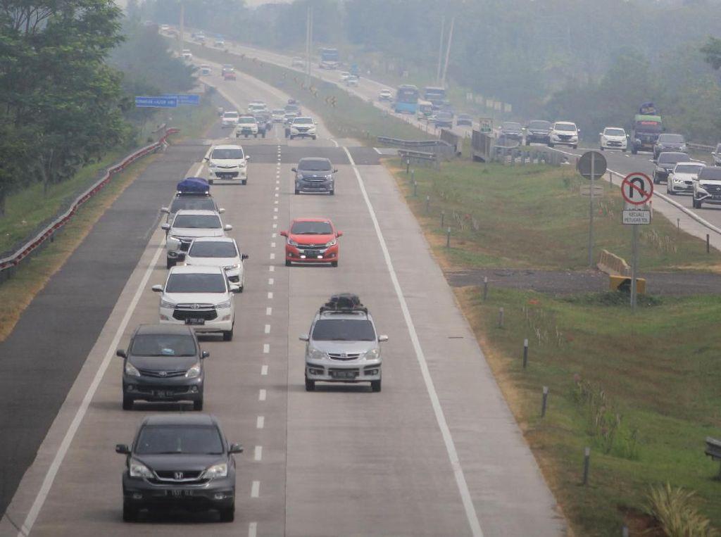 Mudik Lancar, Angka Kecelakaan Juga Bisa Ditekan