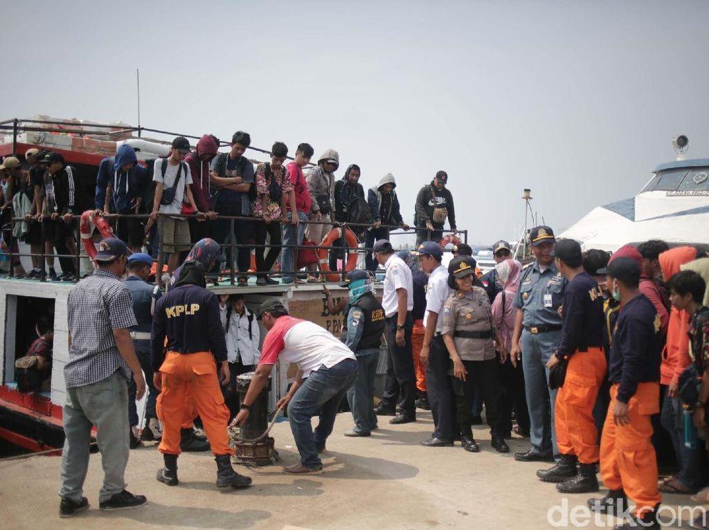 Dishub DKI Gandeng Pelni Awasi Operator Ilegal di Kepulauan Seribu
