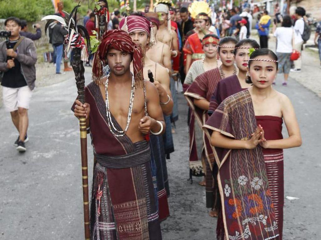 Sigale Gale Carnival 2019 Tunjukkan Kekuatan Budaya Samosir