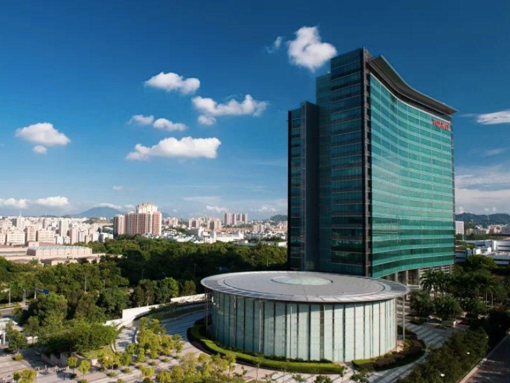 Markas Huawei di China Rasa Eropa