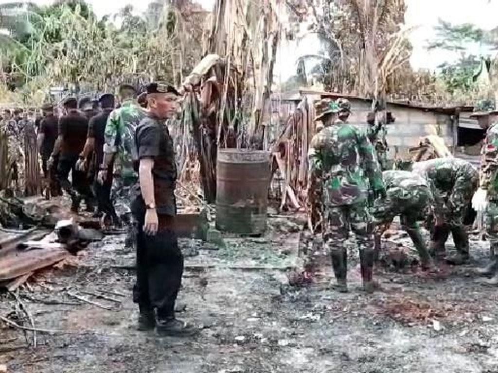 82 Terduga Bentrok Buton Diperiksa Intensif, Polri-TNI Sinergi Bersih-bersih