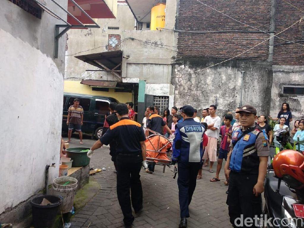 Suami Istri yang Ditemukan Tewas di Surabaya Baru 2 Bulan Kost