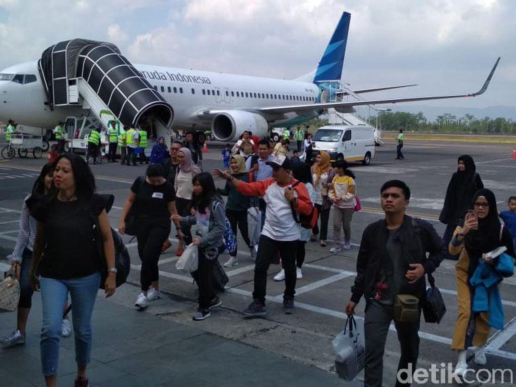 Pemudik Turun 17 Persen, GM Bandara Yogya: Yang Lain Lebih Sepi