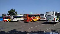 Imbas Corona, Penumpang di Terminal Cicaheum Bandung Turun Drastis