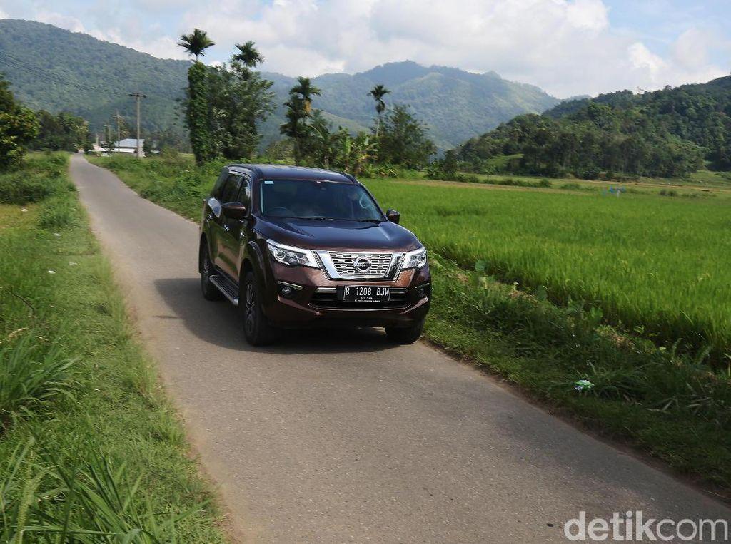 Penantang Pajero Sport Cs Menghilang dari Situs Resmi Nissan Indonesia