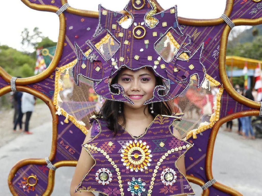 Sigale Gale Carnival 2019 Pamerkan Puluhan Kostum Terbaik JFC
