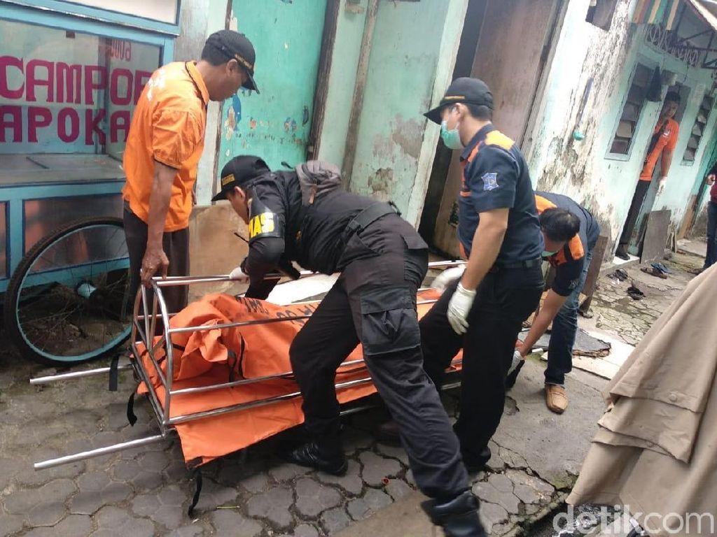 Sepasang Suami Istri Ditemukan Tewas di Surabaya, Satu Gantung Diri