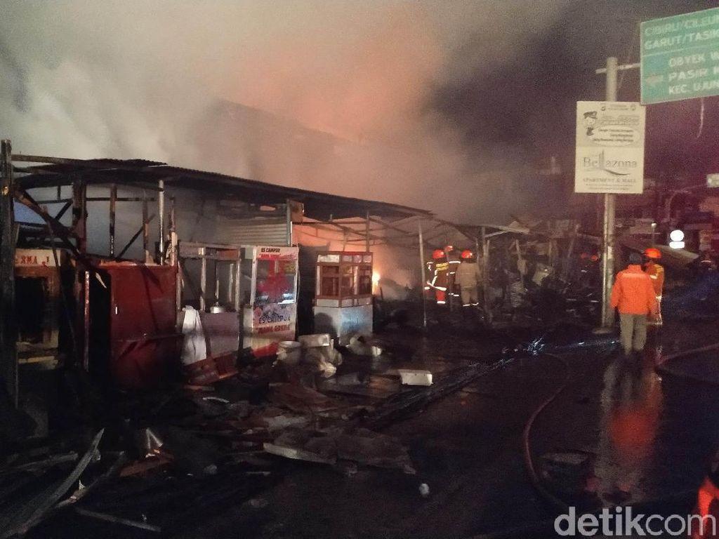 2 Pasar Terbakar, Pemkot Bandung Segera Lakukan Audit
