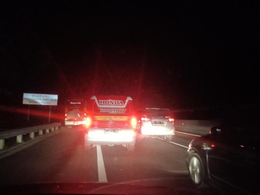 Jakarta-Denpasar 24 Jam, Cerita Agus Lancar Berkendara Saat Arus Balik