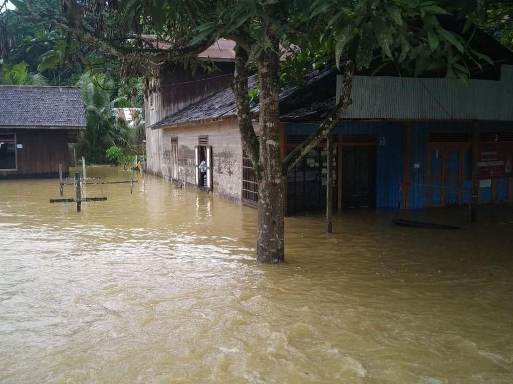 Banjir Melanda, Pemkot Samarinda Tetapkan Status Tanggap Darurat
