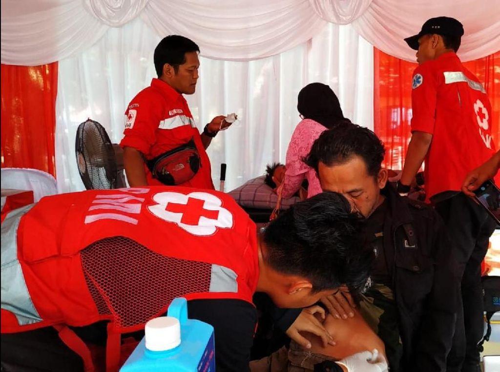 53 Wisatawan Tersengat Ubur-ubur di Palabuhanratu
