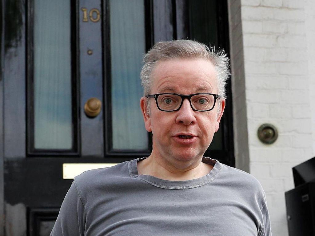 Calon PM Inggris Michael Gove Akui Pernah Gunakan Kokain
