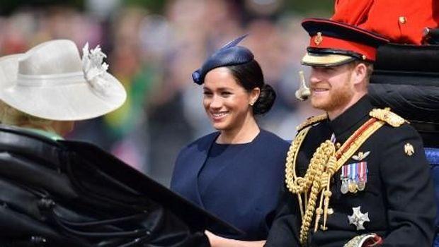 Keseharian Pangeran Harry & Meghan Markle Setelah Punya Anak