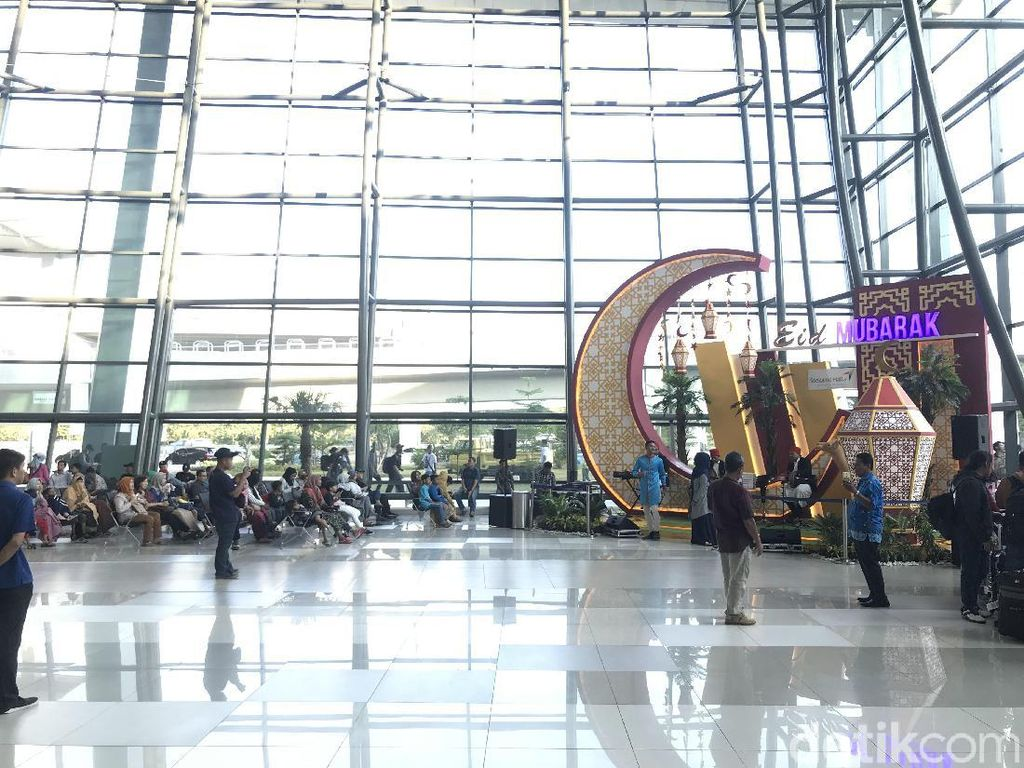 Telan Rp 14 Trilliun, Proyek Terminal 4 Soetta Kelar 2023
