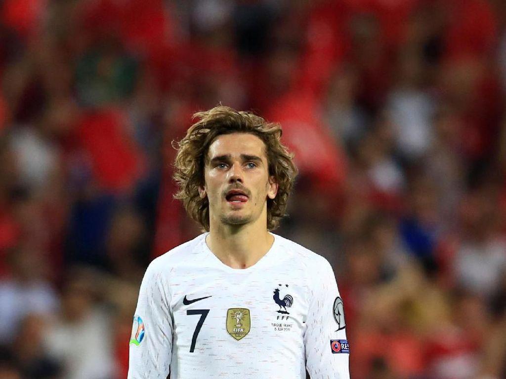 Prancis Tumbang 0-2 dari Turki di Kualifikasi Piala Eropa 2020