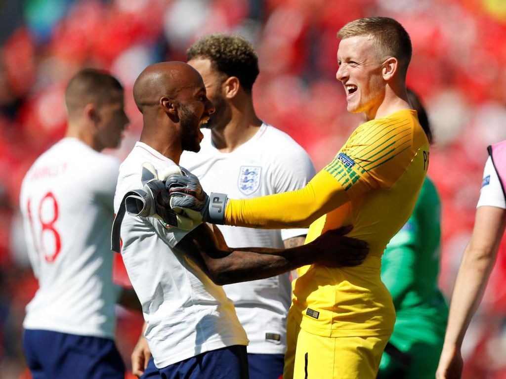 UEFA Nations League: Inggris Kunci Posisi Ketiga