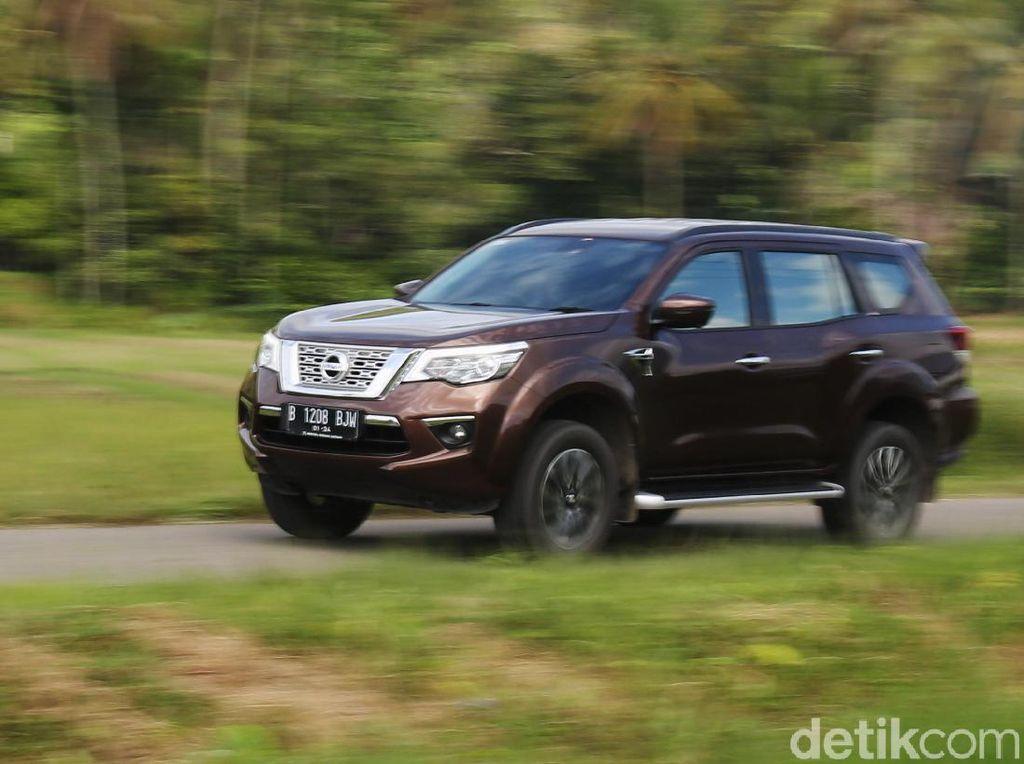 Mudik Nyaman Jelajahi Sumatera Naik Nissan Terra