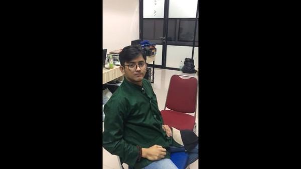 Pria Berserban Hijau Ancam Jokowi Ditangkap Polisi