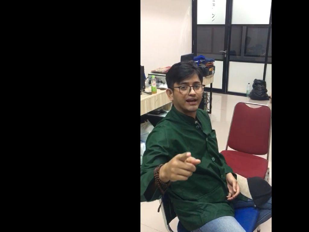 Cerita Muhammad Fahri, Perusuh 22 Mei yang Ancam Bunuh Jokowi