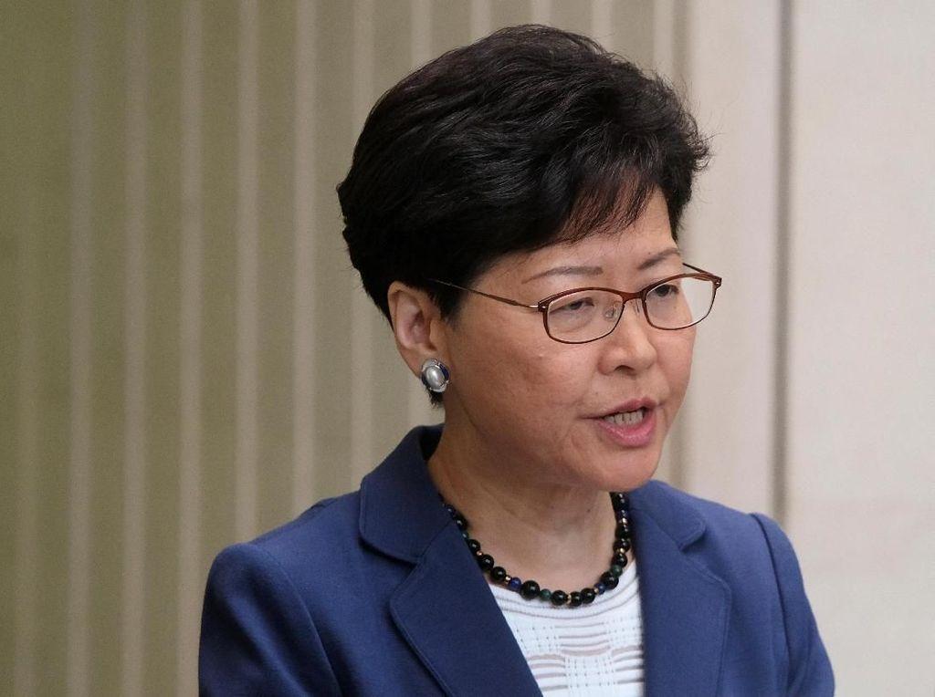 Pemimpin Hong Kong Tegaskan RUU Ekstradisi Telah Mati