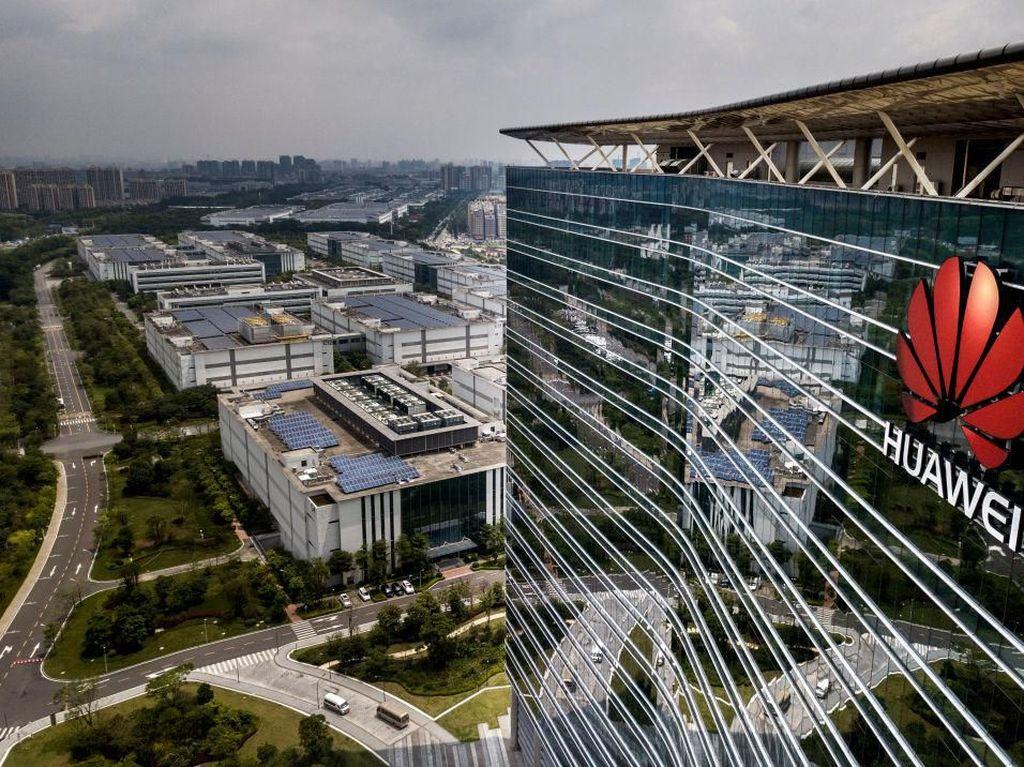 Qualcomm dan Intel Lobi Pemerintah AS Soal Huawei