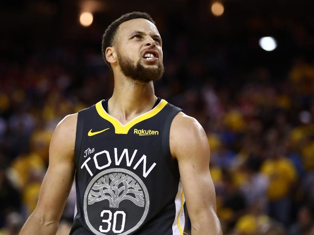 Final NBA 2019: Stephen Curry Yakin Warriors Comeback Lawan Raptors