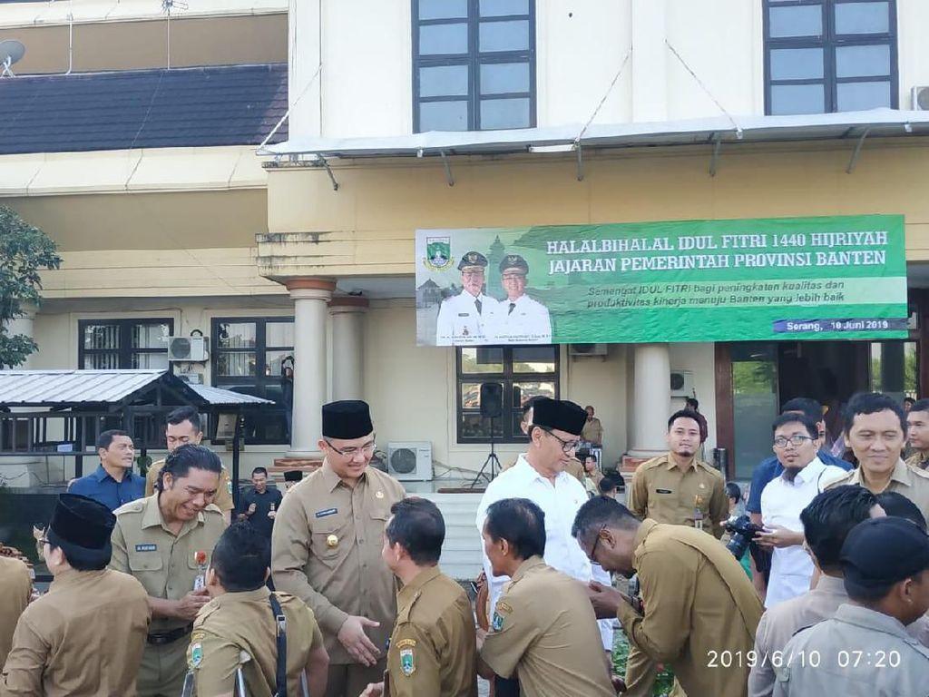 219 PNS Banten Bolos Usai Libur Lebaran