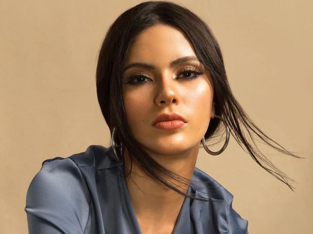 Foto: Wanita Berdarah Palestina Ini Juara Miss Universe Filipina 2019