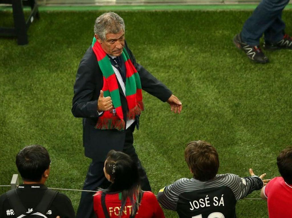Fernando Santos: Portugal Memang Selalu Jadi Unggulan Juara
