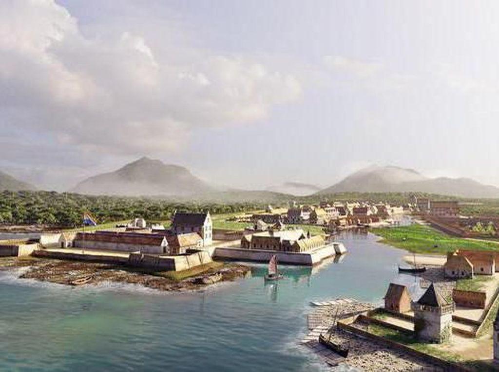 Mau Lihat Seperti Apa Jakarta di Tahun 1627?