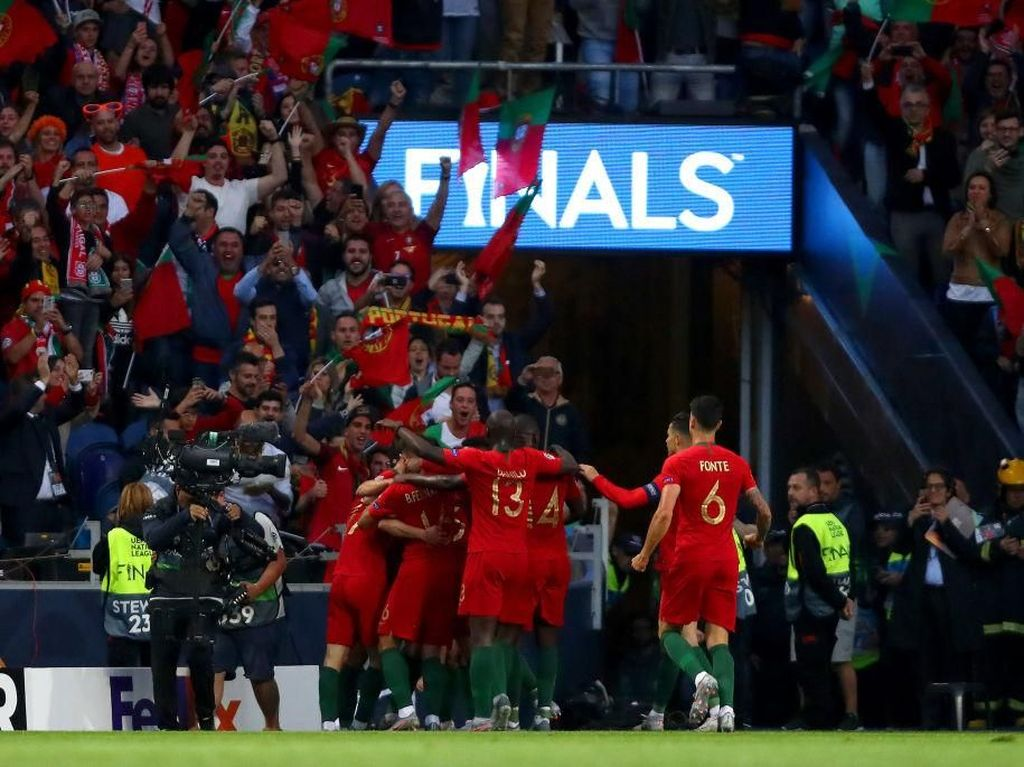 UEFA Nations League: Portugal Juara!