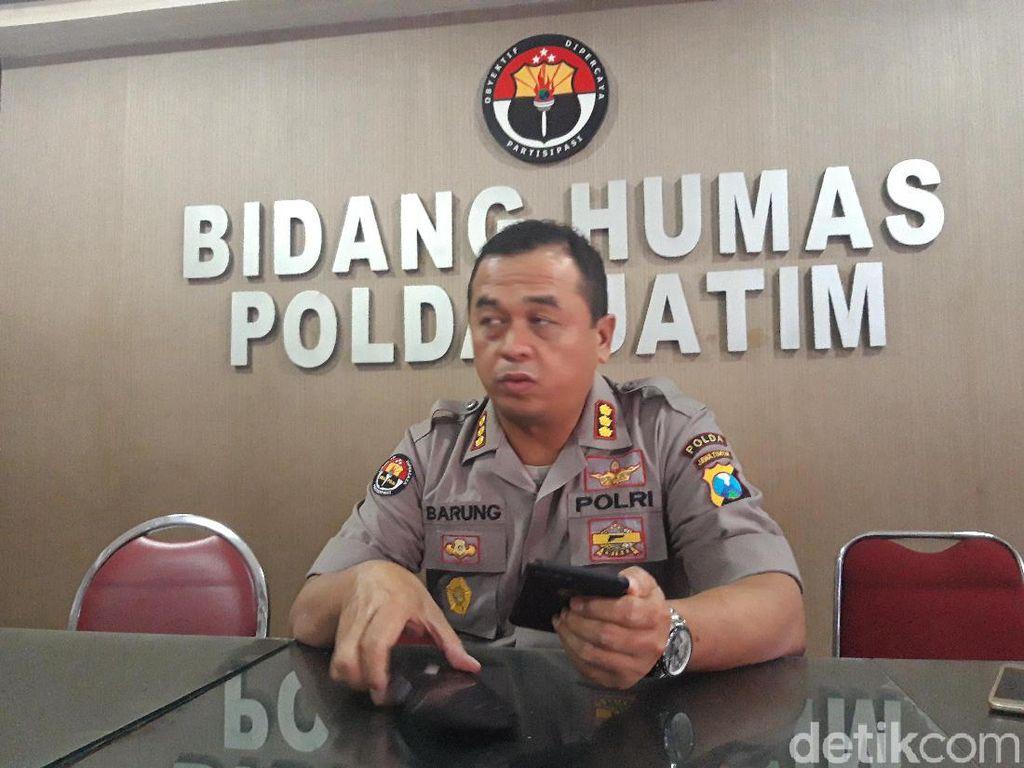 Polisi Tangkap 3 dari 21 DPO Pembakar Polsek Tambelangan Sampang