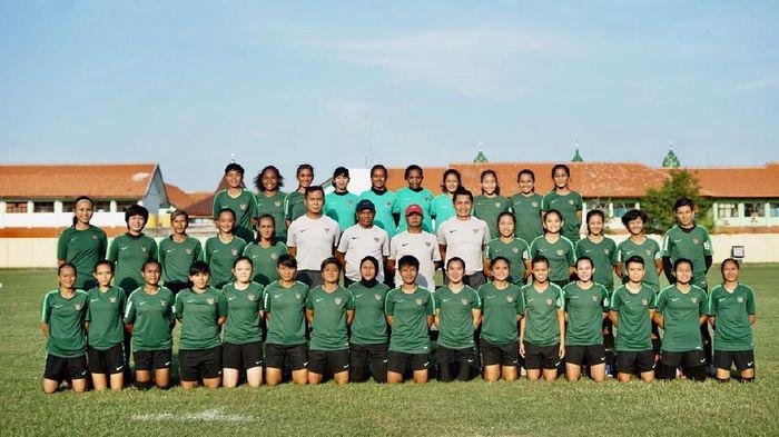 Timnas sepakbola putri Indonesia (Foto: dok. Istimewa)