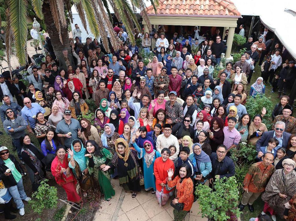Halalbihalal Satukan Diaspora Indonesia di Perth dengan Tokoh Lokal