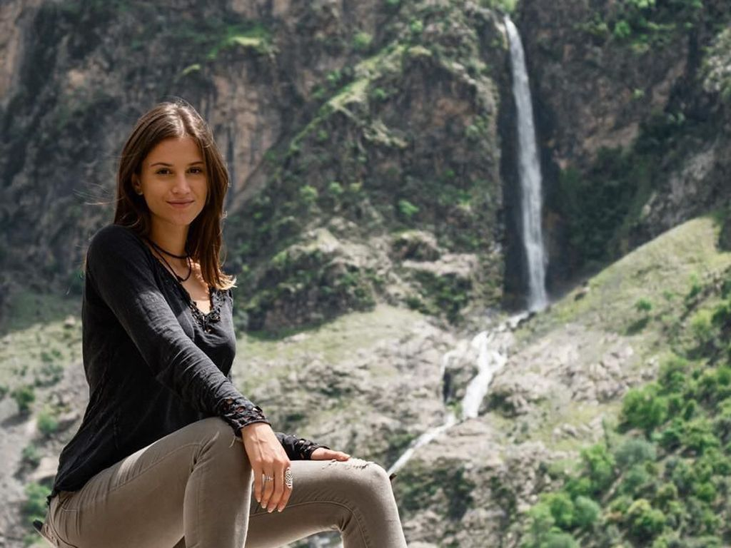 Gadis 21 Tahun Ini Sudah Kunjungi Semua Negara Dunia