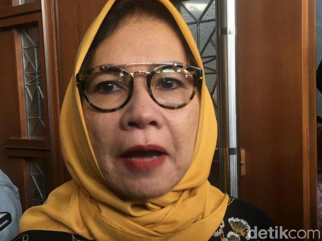Karen Agustiawan Ngaku Pasrah Hadapi Sidang Vonis