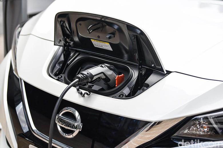 Nissan Leaf Foto: Nissan