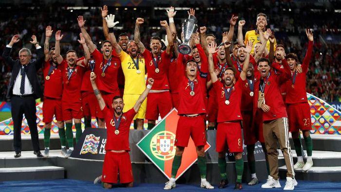 Timnas Portugal juara UEFA Nations League (Foto: Carl Recine/Action Images via Reuters)
