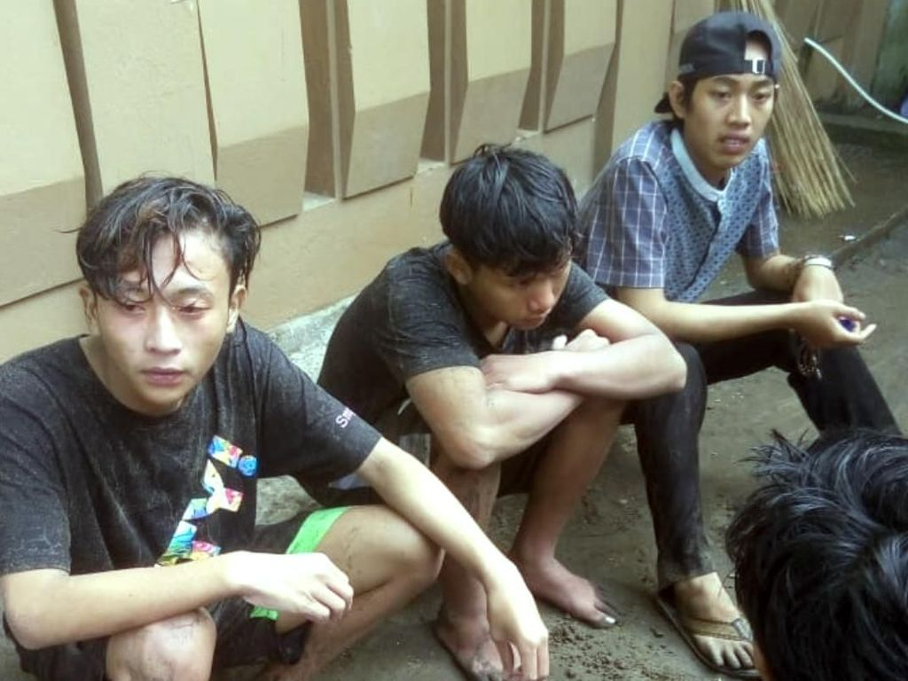 Abaikan Bendera Merah, 3 Remaja Bogor Terseret Ombak Palabuhanratu
