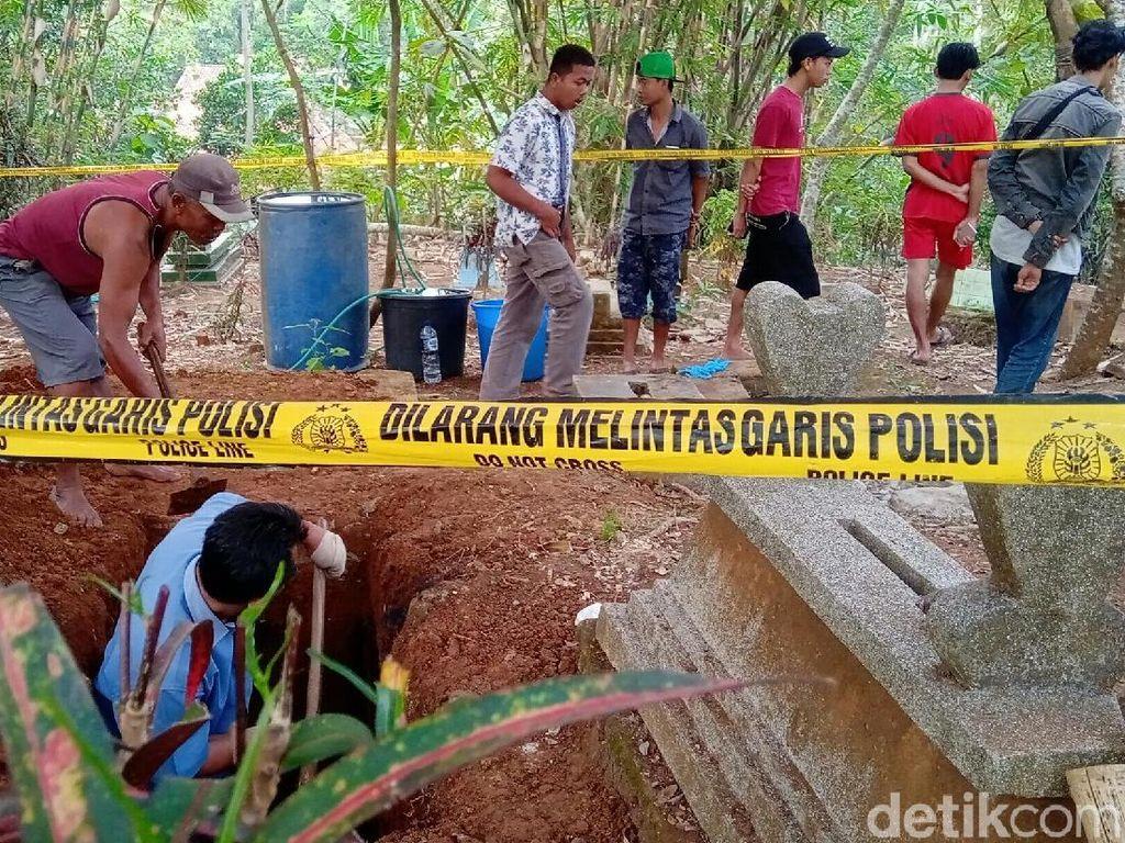 Pria yang Makamnya Dibongkar Polisi Kebumen Ternyata Tewas Akibat Ini